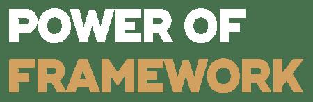 POWER OF _FRAMEWORK_POWER OF _FRAMEWORK_Power Of Framework Ttile